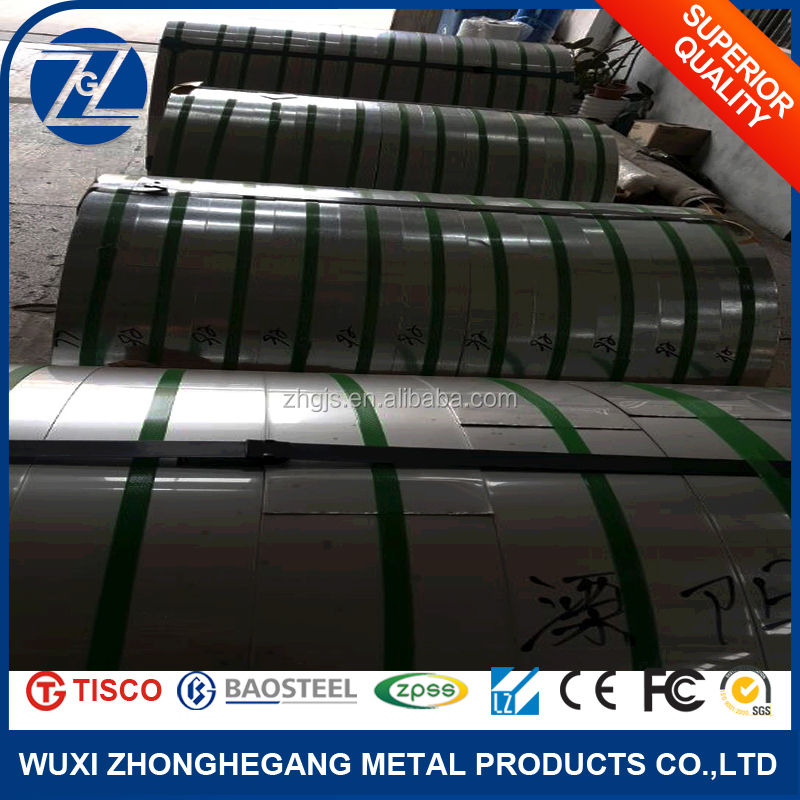 Good Packing 304 2B Surface Stainless Steel Strips
