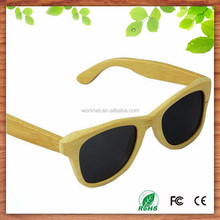 China promotion custom logo bamboo sunglasses wood eyeglasses