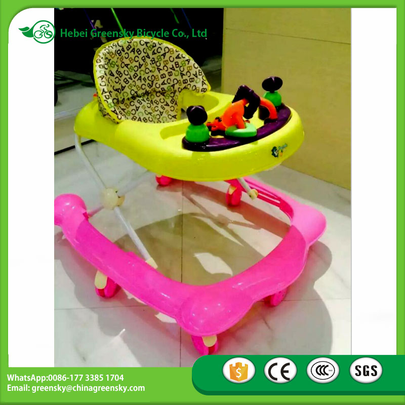 China new PP design High quality baby walker toys CE Certificate