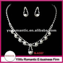 Fashion indian polki bridal jewelry sets
