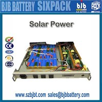 Rechargeable 12v li-ion battery solar power storage, LiFePo4 battery for solar system