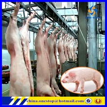 Pig Sllaughterhouse Line Slaughter Abattoir Equipment Machinery Farming Facility for Pork