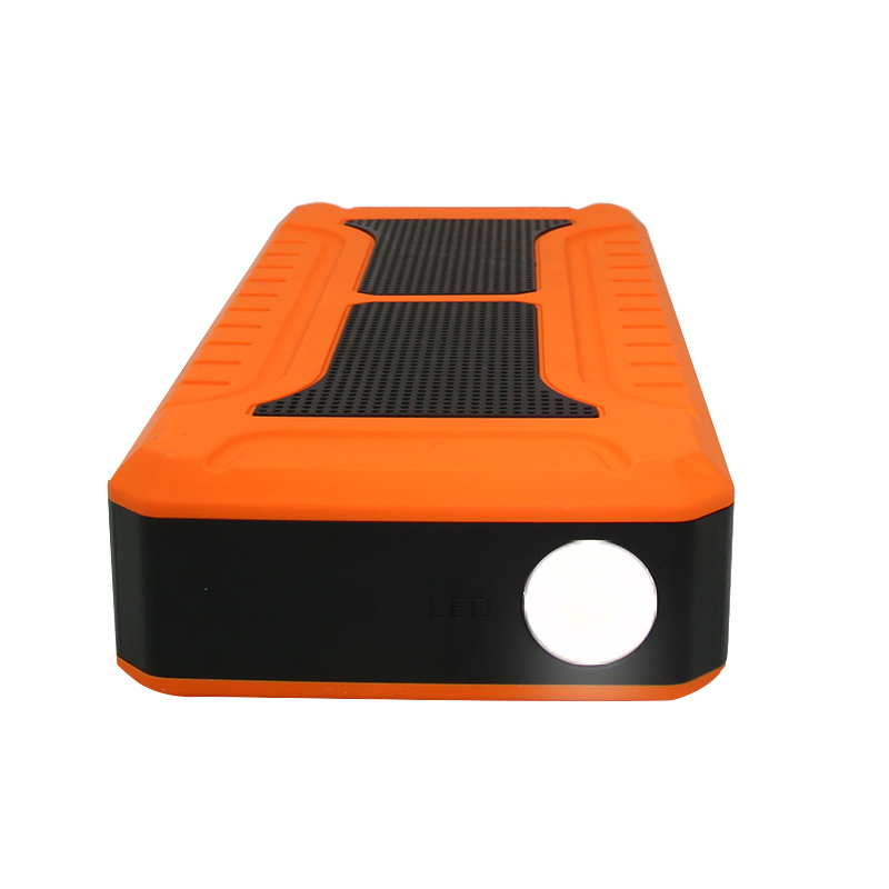 Emergency battery powered jump starter 20000mAh Portable car jump starter with factory price for customers