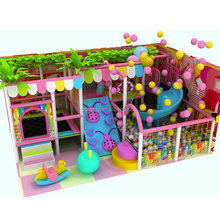 Cheerful Amusement Equipment,Modular Play Indoor playground