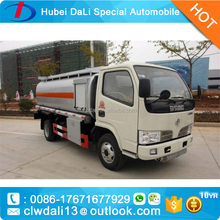 5000L fuel oil delivery trucks gallon oil tank truck for sale