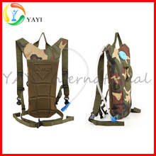 Mountain climbing hiking water bag hydration backpack