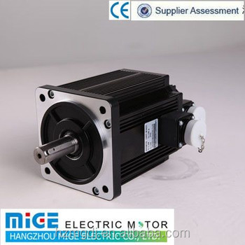 New Design Mige Brand Servo Electric Motor Buy 2000rpm