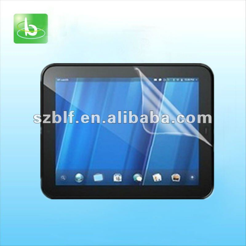 Fashion Clear Anti glare Screen Protector for Touchpad