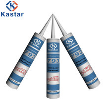 Kastar Waterproof Neutral Curing Glazing Structural Silicone Sealant With Free Samples