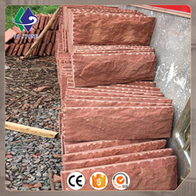 Factory Price mushroom color sand stone tile