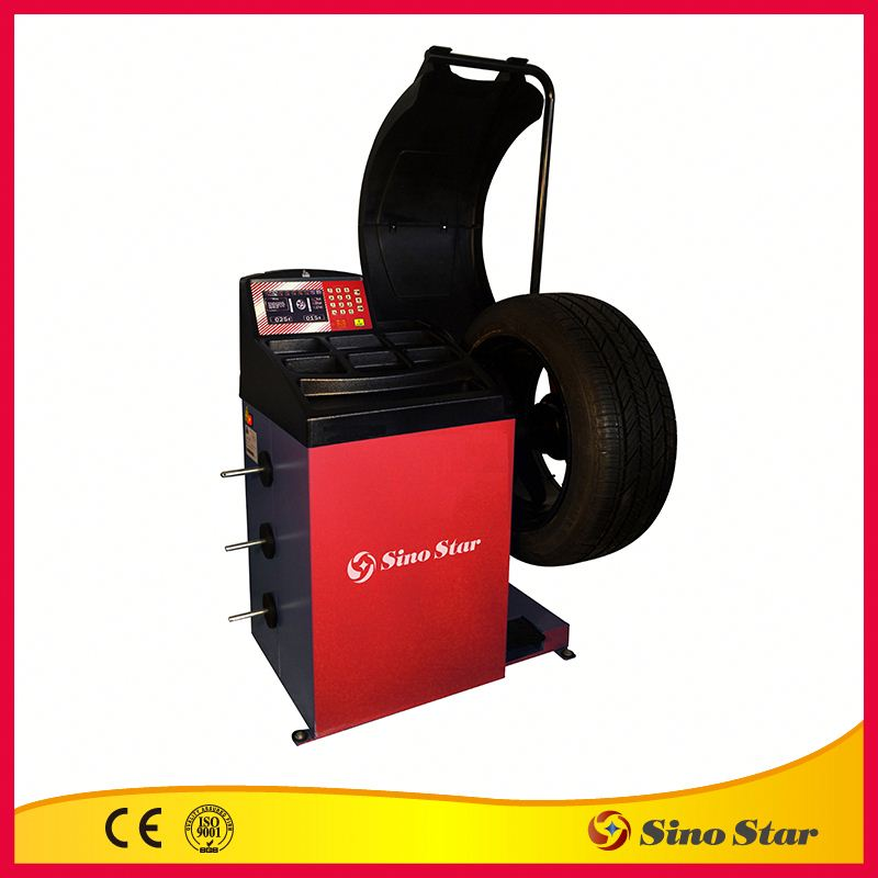 Wheel repair equipment / used tire shop equipment / auto garage by Sino Star