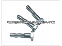 Hexagon Socket Button Head aluminum Cap Screws