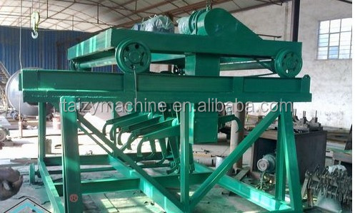 Animal Manure Compost Turning Equipment for Chicken manure/pig manure/cow manure (skype:shuliy218 )