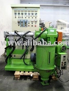 used extrusion machine