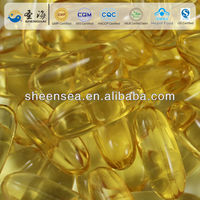 GMP Certified Omega 3 Fish Oil EPA18%/DHA12% 1000mg Softgel Capsule