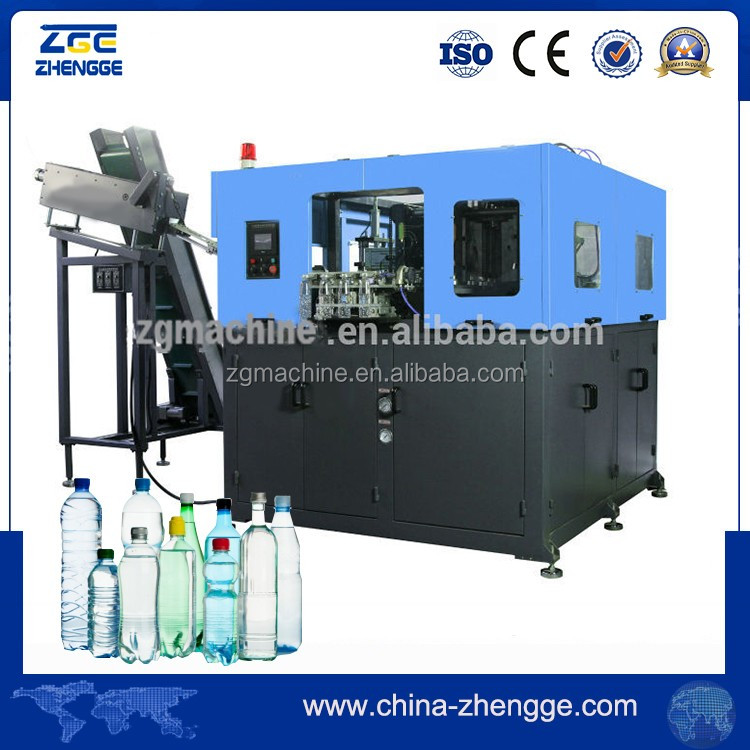 High quality big pet jar blow moulding machine with wide mouth