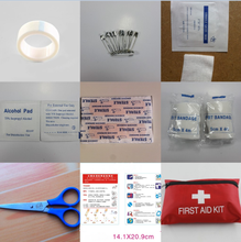 High Quality Survival Kit Mini First Aid Kit Cute first aid kit