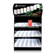 Custom Acrylic Organic Glass Cigarette Display Cabinet