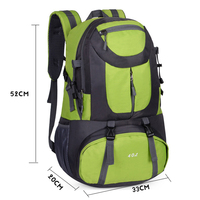 Outdoor Camping Essential Large Mountaineering Bag