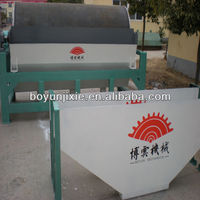 waste tire recycling wet magnetic separator