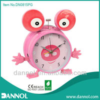 "4""Metal PIG sound alarm clock student day gifts"