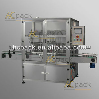 Full-automatic bottle filling machine