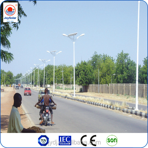 providing bright CE&TUV approved solar light/led automatic solar street light control