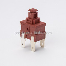 Qijia high quality momentary push button switch