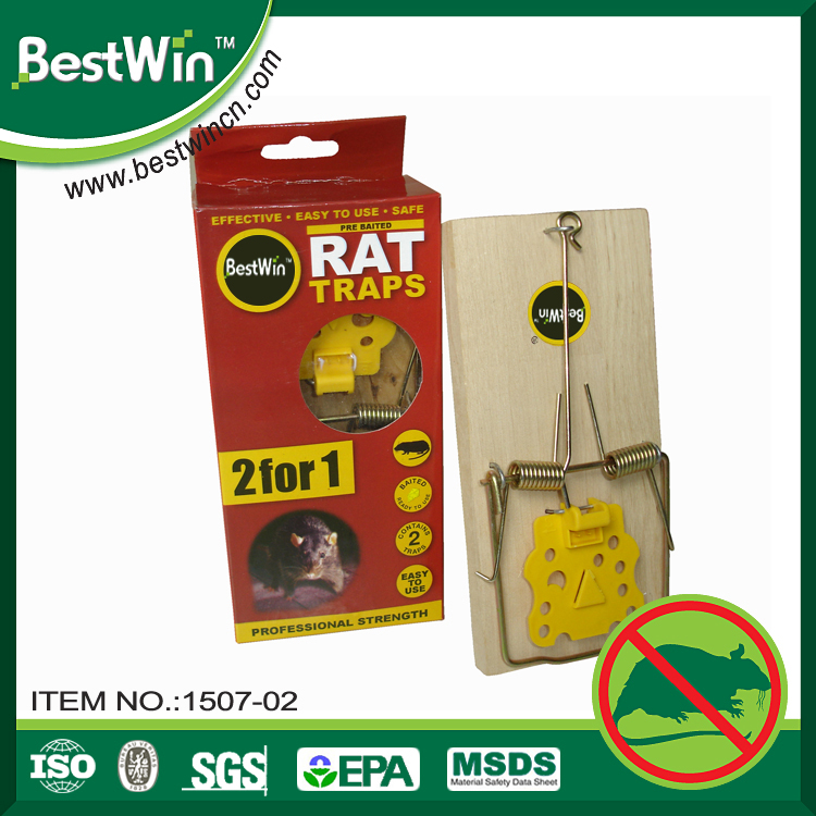 BSTW MSDS certification no poison rat bait boxes