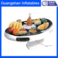 Buy Inflatable float tray with cooler in China on Alibaba.com