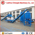 Europe standard 0.75-1 ton/ h wood sawdust pellet production line price with ce certification