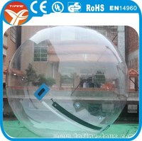 2017 new inflatable squishy water ball