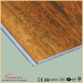 different color surface finished pvc vinyl floor tiles with Dry back or Loose lay or Click system or WPC