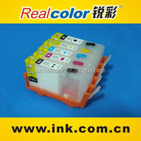 Compatible refillable ink cartridge for 364/564/920/178/862 for hp printer
