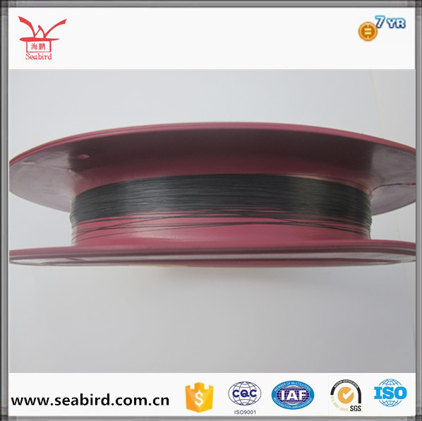 "Shape Memory Alloy 0.014"" Round Wire Nitinol 0.36mm"