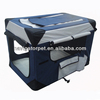 Foldable Fabric Pet Crate with Carrying Bag