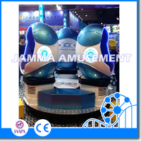Multi-seats 360 Degree Interactive Virtual Reality 9D Cinema Simulator equipment 5d 7d 9d cinema game machine 9d VR Cinema