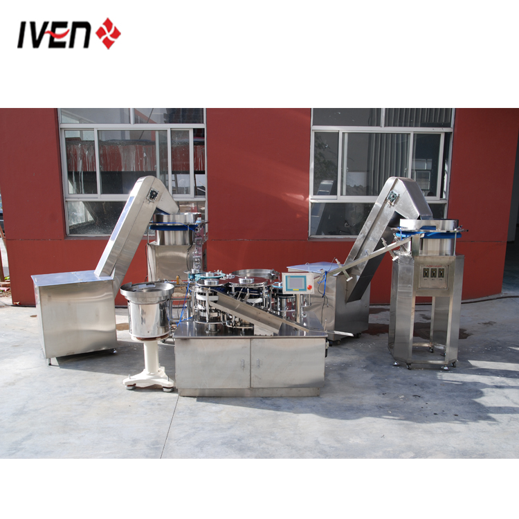 Automatic Disposable Syringe Assembly Machine Manufacturing Plant