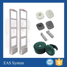 ABS EAS security anti-theft rf label Alarm System for Mall Shop