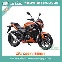 Factory Supply super bikes motorcycle strong electric motorbikes CHEAP street racing XF3 (200cc, 250cc, 350cc)