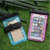 cell phone waterproof bag with hand rope