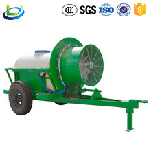 1000L hot selling turbo atomizer agricultural tractor 3 point linkage mounted orchard fan mist blower boom sprayer machine