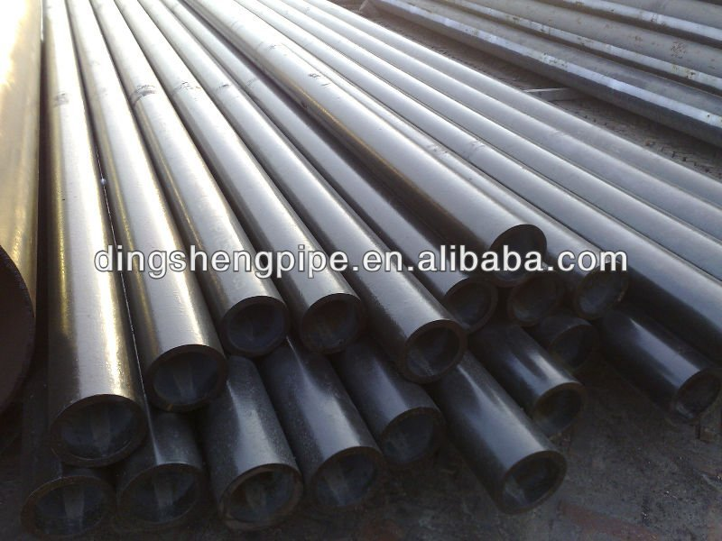 A333Gr6 hot rolled alloy steel seamless steel pipe and tube