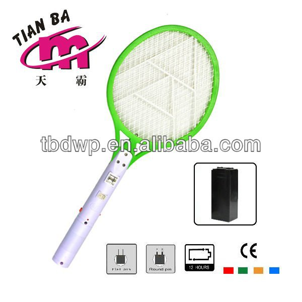 Indoor mosquito racket