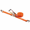 Reusable Ratchet Cargo Strap For Cargo Control And Truck