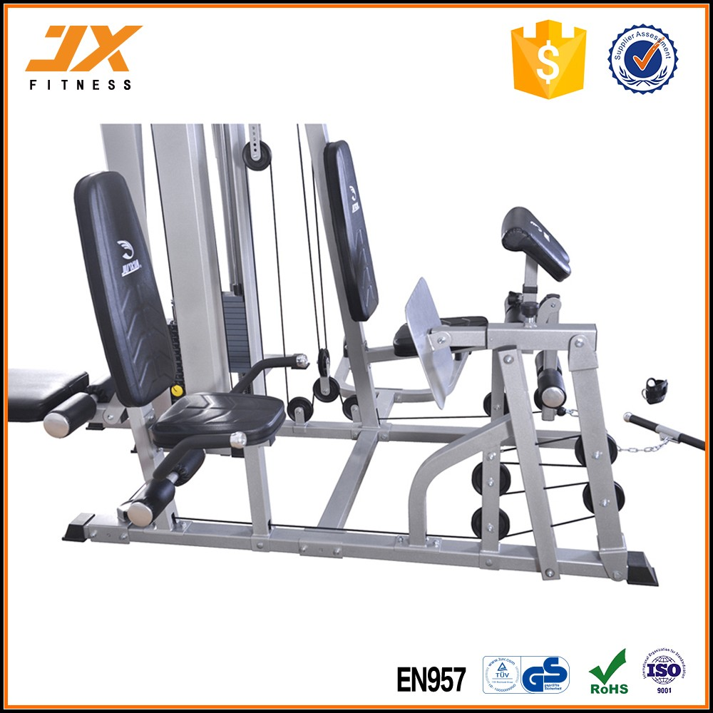 Luxury home multi gym equipment names of exercise machines