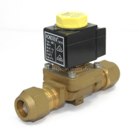 5/8'' SAE 380 volt one-way solenoid valve made in China