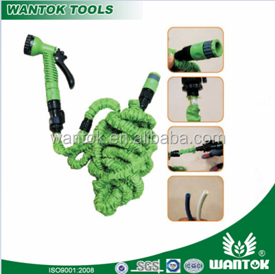 best quality cheap type long magice /expandable/ collapsible/ garden water hose