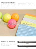 Golf ball case for iphone4s, High Quality SF coating with various colors
