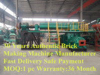 Clay Brick Machinery Manufacturer with Factory Price